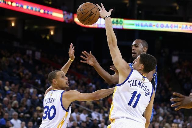 Barkley: Warriors' Backcourt Can't Play Together