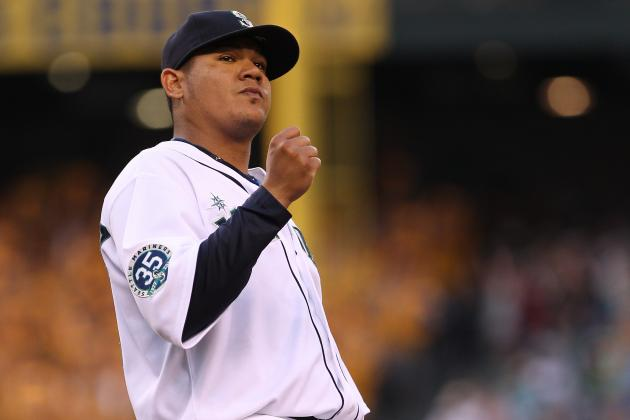 Despite Elbow Fears, Felix Hernandez Has Already Set the Market for Young Aces