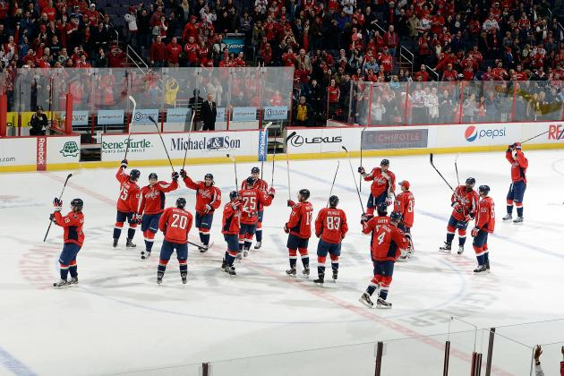 Capitals Hope to Build off Shutout Win over Panthers