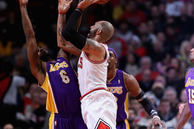 Carlos Boozer: Why the Bulls Should Hang on to All-Star Forward