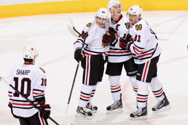 Chicago Blackhawks Remain Red Hot as Long Road Trip Comes to an End