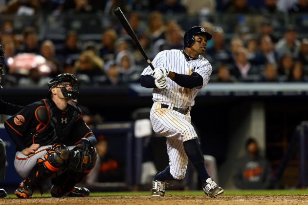 New York Yankees: Should Bombers Look into a Curtis Granderson Extension?