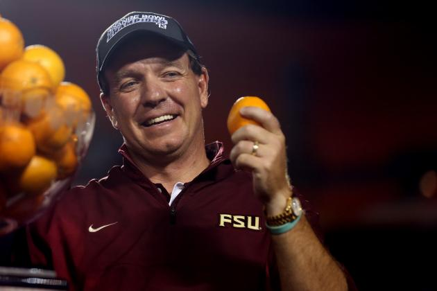 Jimbo Fisher May Be Controlling, but for FSU's Benefit