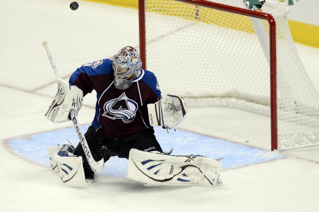 Colorado Avalanche Struggling Again to Win Games