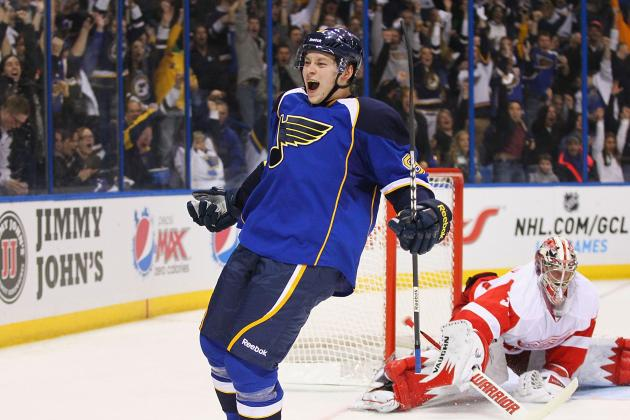 Fedorov Raves About 'Big Star' Tarasenko