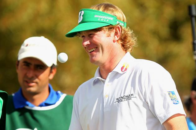 Snedeker Emerging as an American Star
