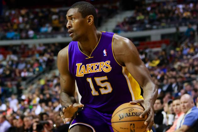 Metta World Peace's Recent Struggles Highlight a Bigger Problem