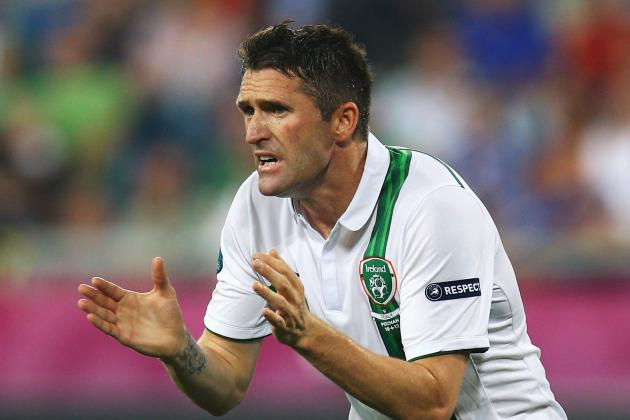 Robbie Keane Would Like to Manage Ireland One Day