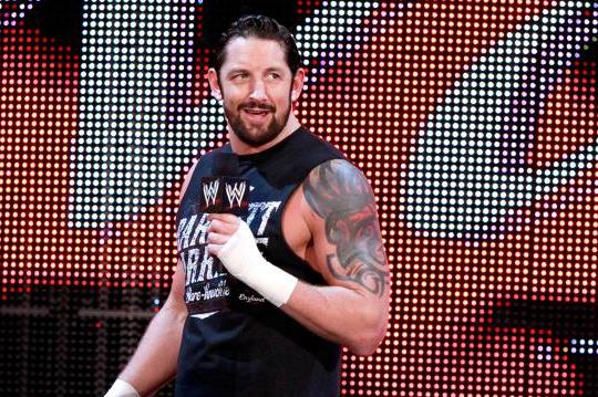 Wade Barrett's Future in WWE Is Very Unclear