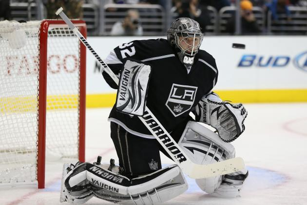 What's Wrong with Jonathan Quick?