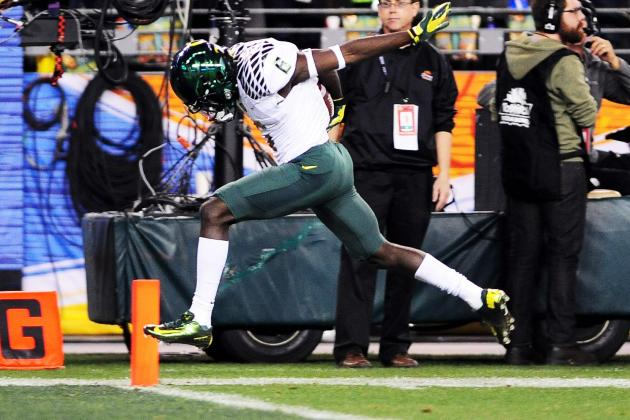 The Black Mamba; Oregon's Feature 'Back in 2013