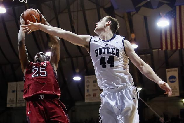 No. 11 Butler Loses Center Smith for 2 Games