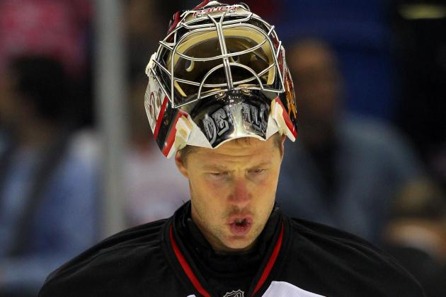 Johan Hedberg Continues Reliable Play in Net