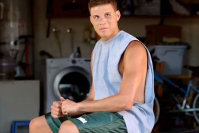Blake Griffin Travels Back in Time for 2 More Hilarious Kia Commercials