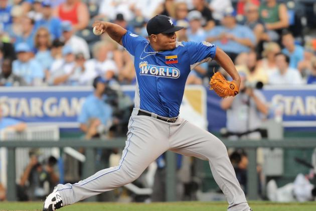 Excitement Outweighs Concern When It Comes to Rookie Bruce Rondon