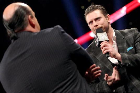 WWE: Defending the Miz from the Internet Wrestling Community