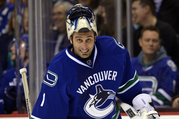 Canucks Turn Back to Luongo on Tuesday