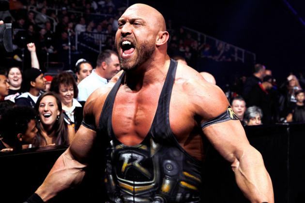 Ryback Spoils Stipulation for Elimination Chamber Match on Twitter?