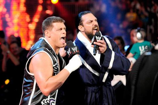 Cody Rhodes Needs Damien Sandow to Succeed in WWE