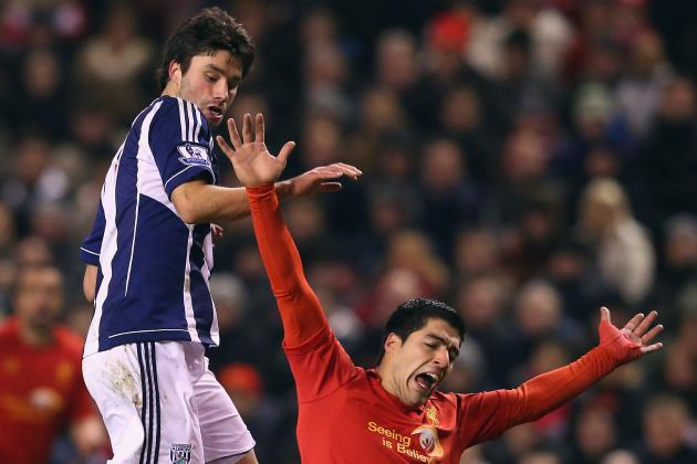 Liverpool V West Brom: 11th Feb 2013 | Report
