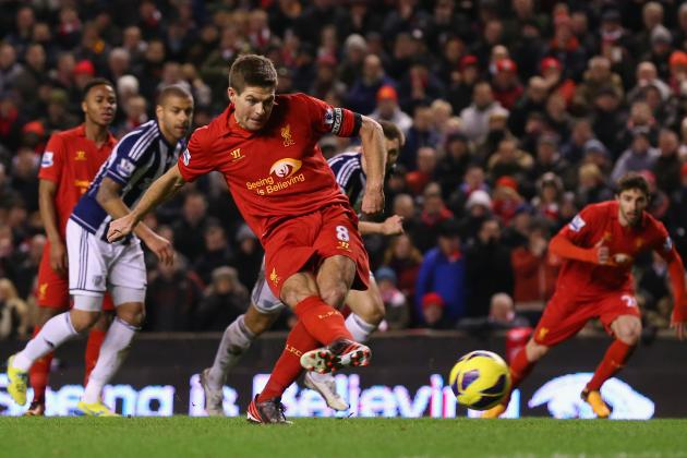 Liverpool 0 West Brom 2