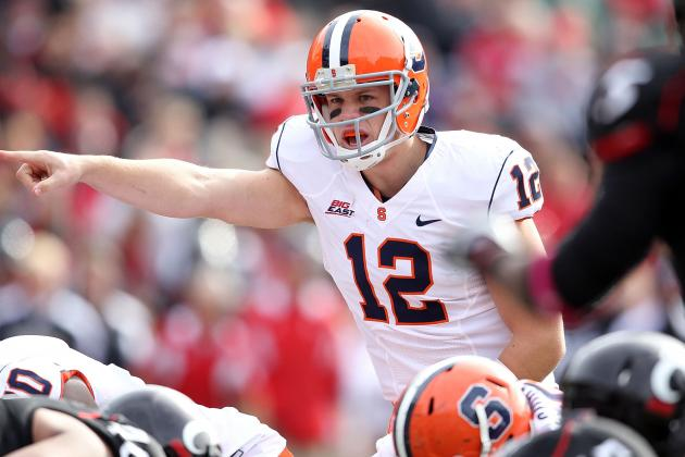 Is Ryan Nassib the Best Fit for the Buffalo Bills?
