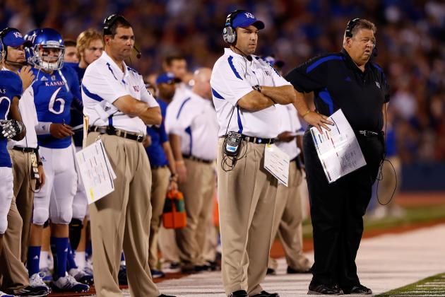 KU Football Program Announces Numerous Coaching Staff Tweaks