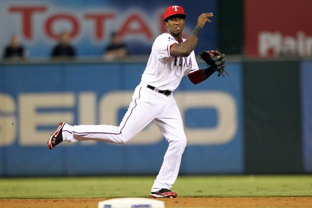Rangers' Washington: Profar Will Stay in Infield