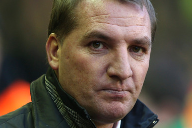 Liverpool Boss Rodgers Praises Players Despite Home Defeat by West Brom