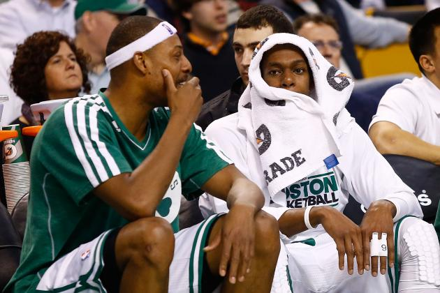 Celtics Success Without Rajon Rondo Proves Boston Is Still Paul Pierce's Team