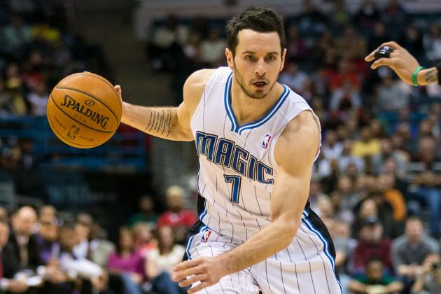 J.J. Redick Says the Magic Have Told Him They Are Not Shopping Him