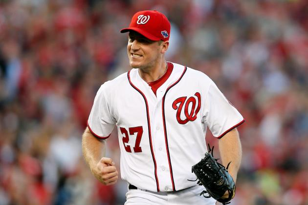 Nationals, Jordan Zimmermann Making Progress in Arbitration Talks