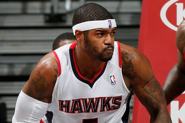 Josh Smith: Brooklyn Nets Need to Avoid Trading for Atlanta Hawks Forward