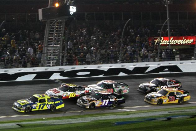 NASCAR Clarifies Some of Its Rules