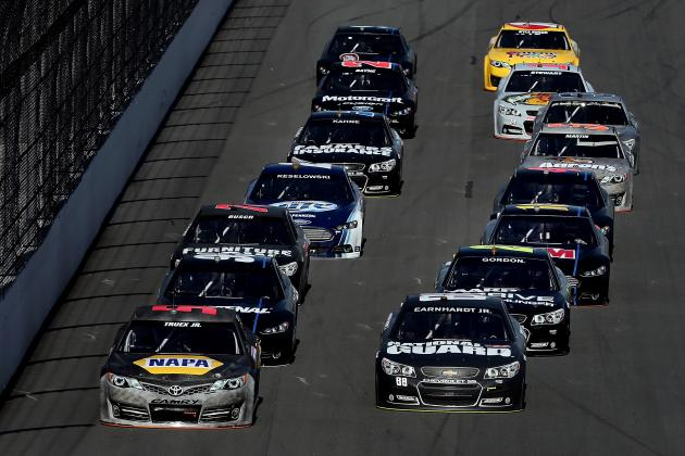 NASCAR Sprint Unlimited at Daytona: Can We Pick a Format and Stick to It Please?