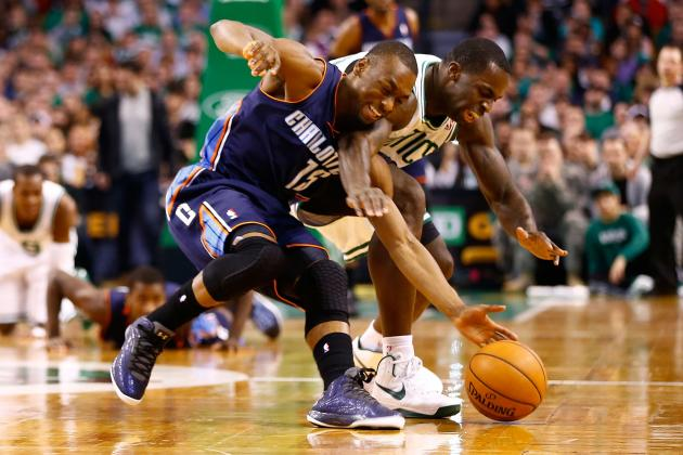 NBA Gamecast: Celtics vs. Bobcats