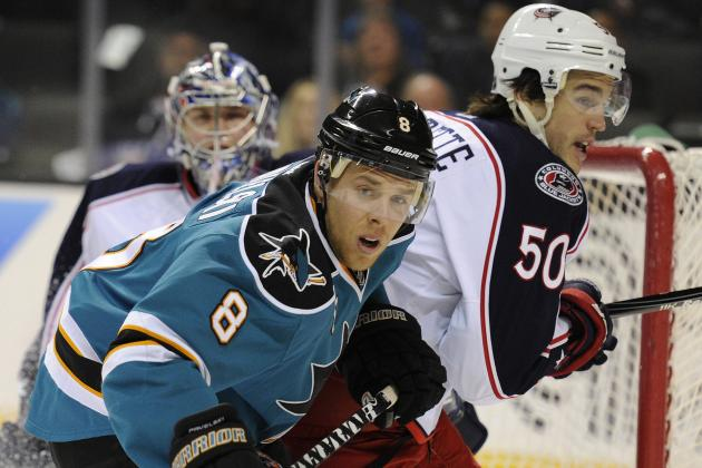 ESPN Gamecast: Sharks vs. Blue Jackets