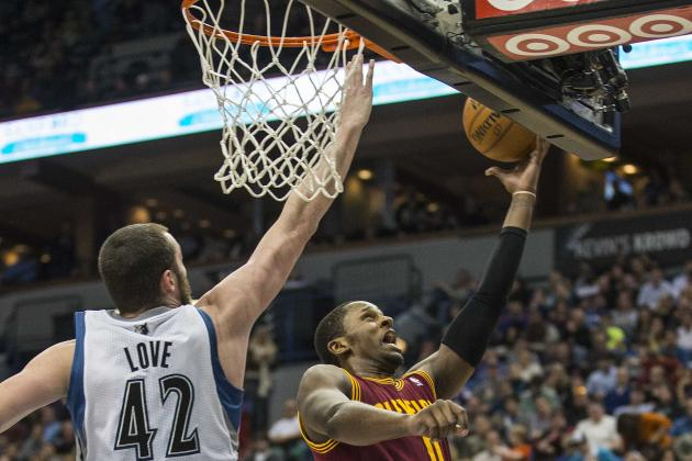 NBA Gamecast: T-Wolves vs. Cavs