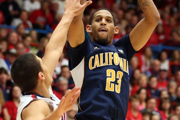 Cal Basketball Player Allen Crabbe Is Pac-12 Player of the Week