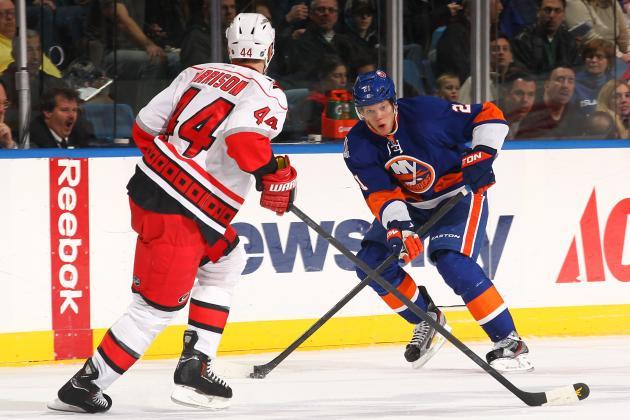ESPN Gamecast: Hurricanes vs. Islanders