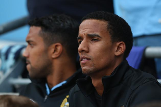 The Rise and Fall of Manchester City's Scott Sinclair
