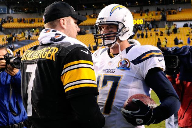 Philip Rivers Is Better Than Both Eli Manning and Ben Roethlisberger