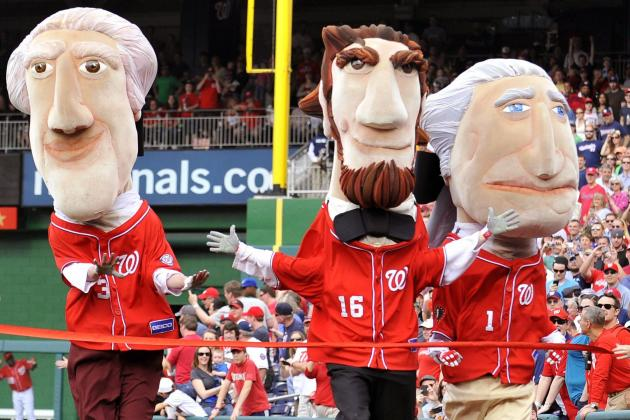 Nationals Racing Presidents Will Head to Mt. Rushmore