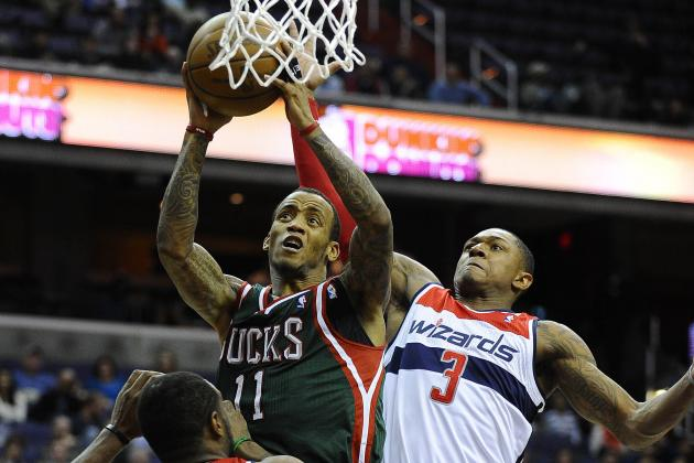 NBA Gamecast: Wizards vs. Bucks