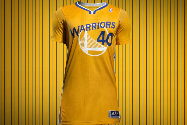 Golden State Warrior Players Try to Explain New Uniforms