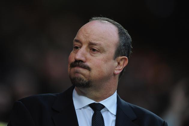 Rafa Benitez Claims He Is Not Bitter Towards Chelsea Boo-Boys