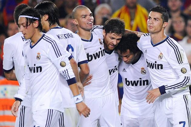 Why Real Madrid Will Beat Manchester United at the Bernebeu
