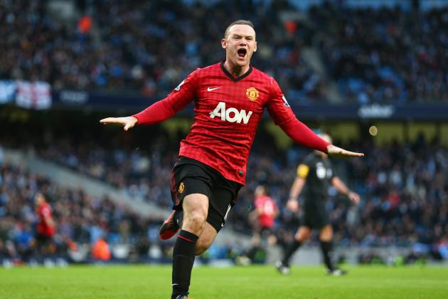Real Madrid vs. Manchester United: Wayne Rooney Will Be Key in UCL Clash