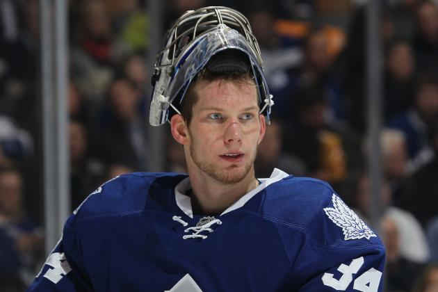 Leafs' Reimer Injured vs. Philly, Leaves Game