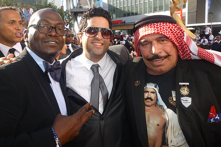 Iron Sheik Win Grammys for Being the Legend Forever—Not John Legend